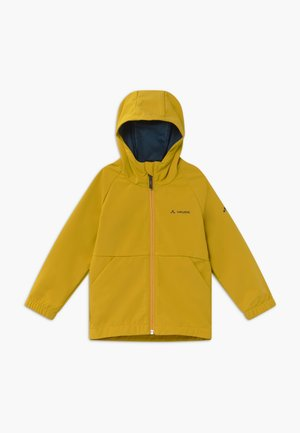 KIDS KINICH - Soft shell jacket - marigold