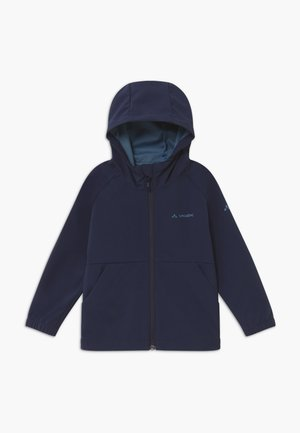 KIDS KINICH - Soft shell jacket - dark blue