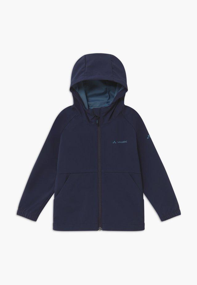 KIDS KINICH - Softshellová bunda - dark blue