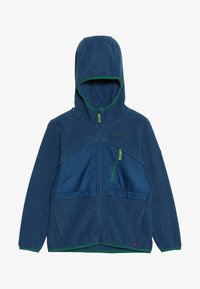 Vaude - KIDS KATMAKI JACKET - Fleecejas - deep water - 3
