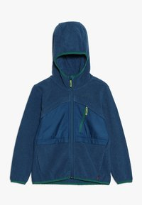 Vaude - KIDS KATMAKI JACKET - Fleecejas - deep water - 0