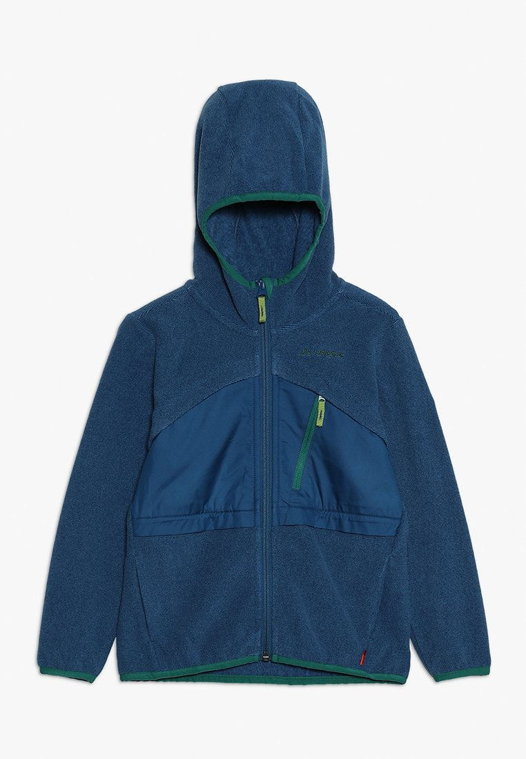 Vaude - KIDS KATMAKI JACKET - Fleecejas - deep water