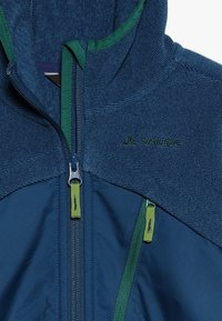 Vaude - KIDS KATMAKI JACKET - Fleecejas - deep water - 4