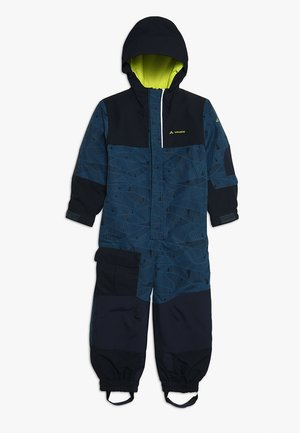 KIDS SNOW CUP OVERALL  - Snowsuit - deep water