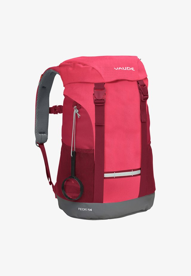 PECKI 14 - Rucksack - bright pink