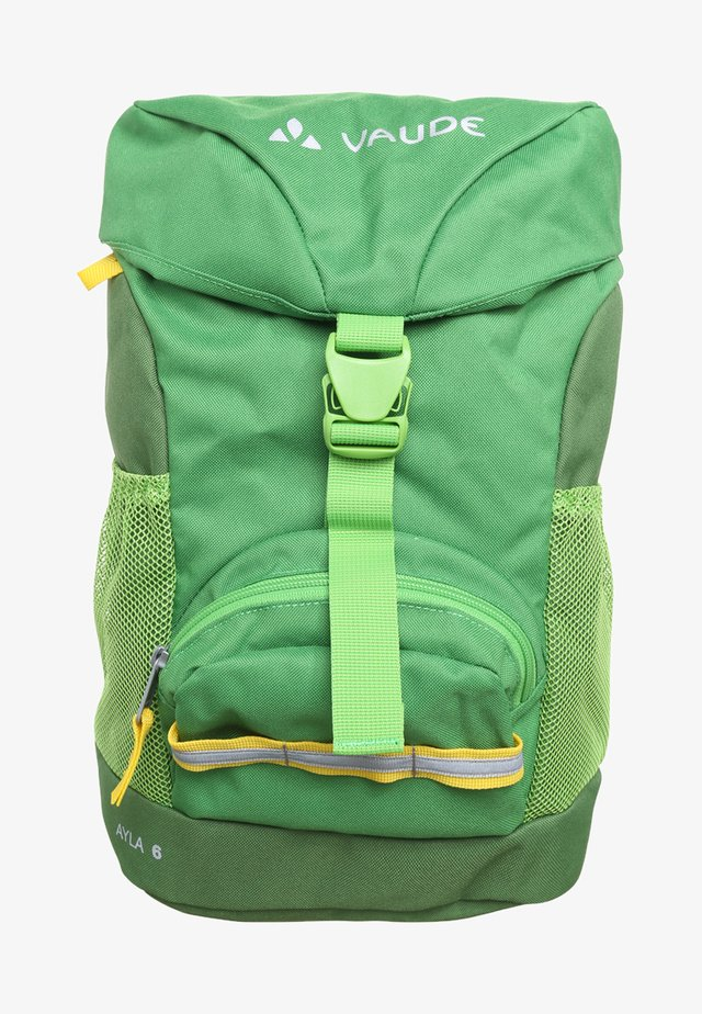 AYLA 6 - Batoh - parrot green