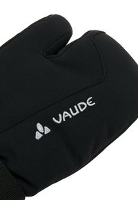 Vaude - KIDS SNOW CUP LOBSTER GLOVES - Wanten - black