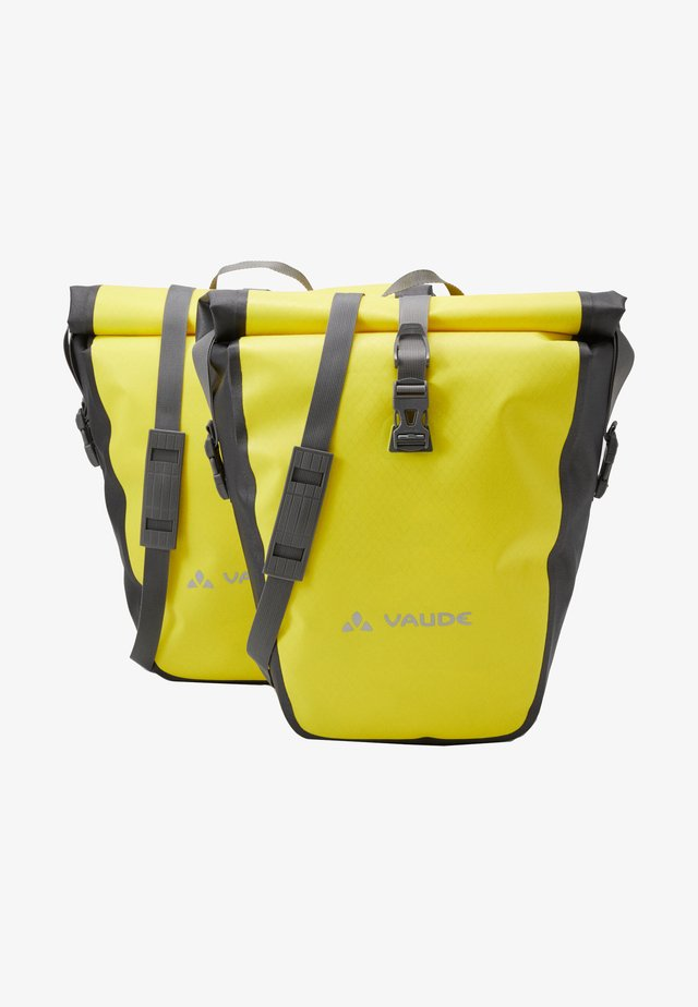 AQUA BACK - Across body bag - canary