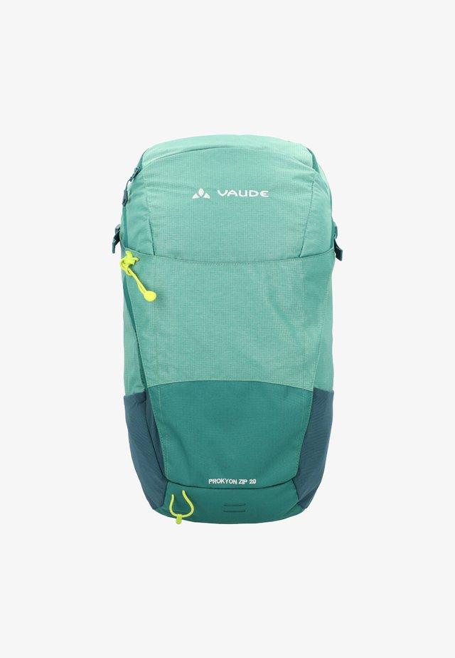 PROKYON ZIP 20 - Hiking rucksack - nickel green