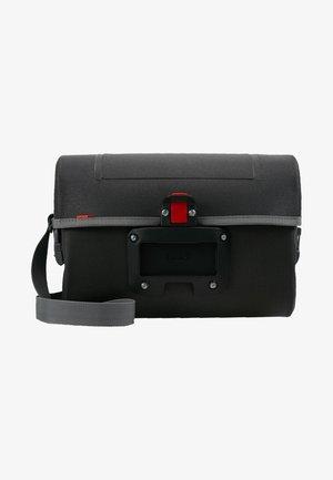 AQUA BOX - Torba na ramię - black
