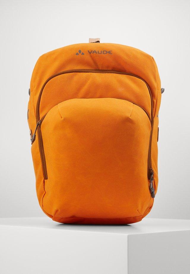 EBACK SINGLE - Taška spříčným popruhem - orange madder