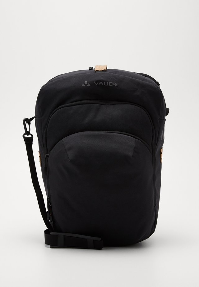 EBACK SINGLE - Sac bandoulière - black