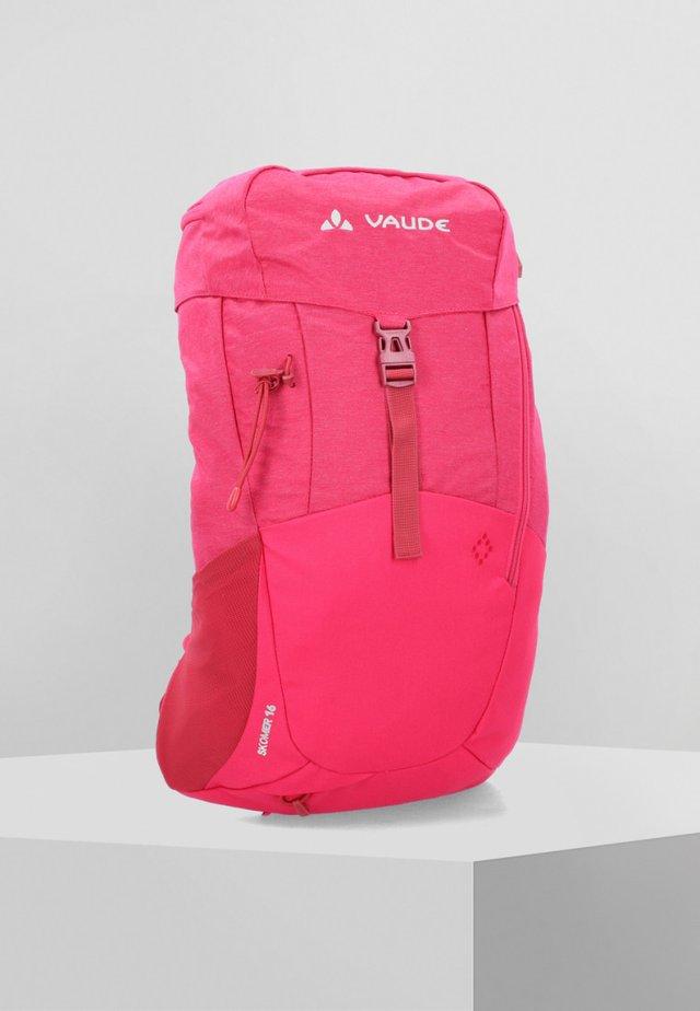 SKOMER - Trekkingrucksack - pink