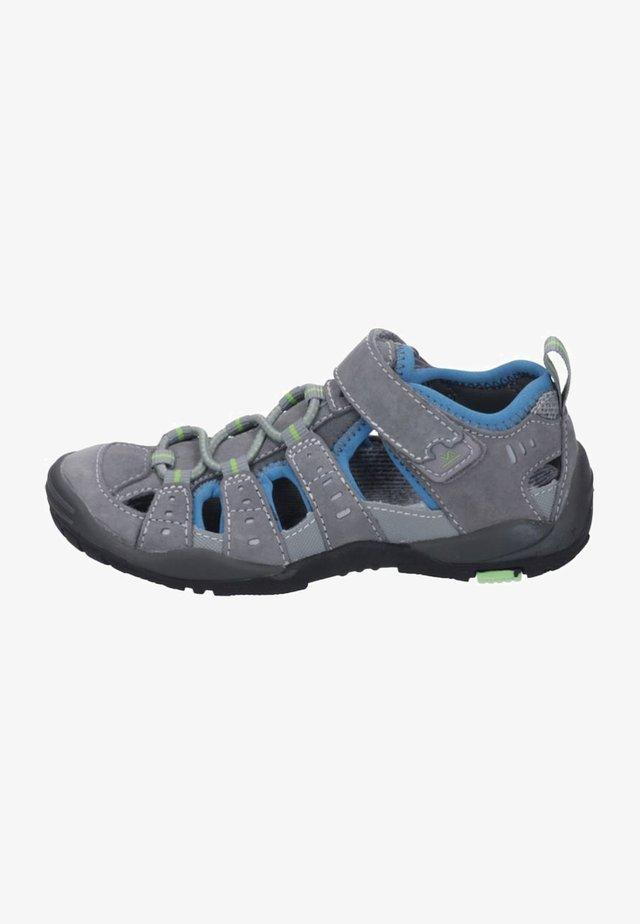 Walking sandals - ash