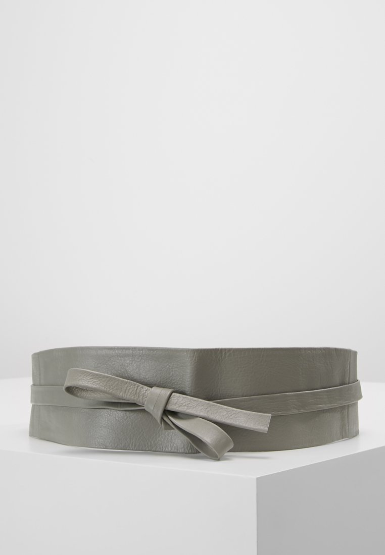 Vanzetti - Waist belt - stahlgrau