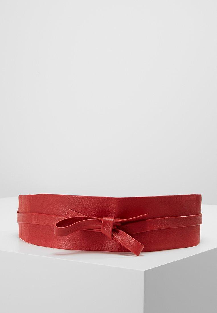 Vanzetti - Waist belt - rot