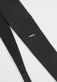 Vanzetti - Taillengürtel - black - 4