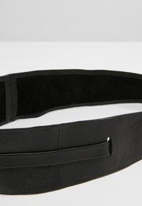 Vanzetti - Taillengürtel - black - 3