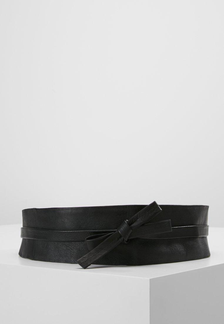 Vanzetti - Taillengürtel - black