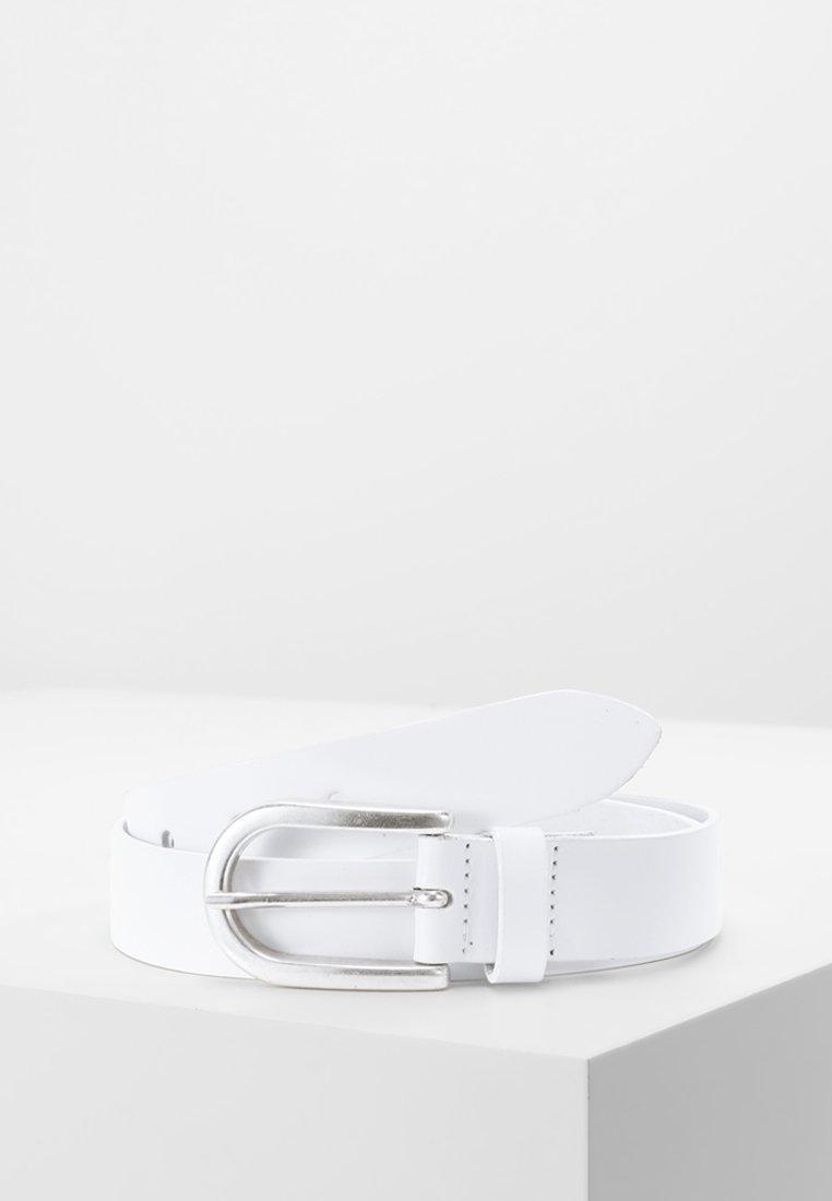 Vanzetti - Cinturón - weiß