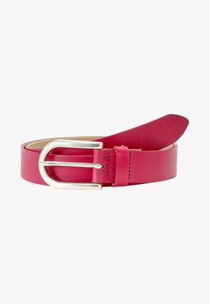 Belt business - fuchsia