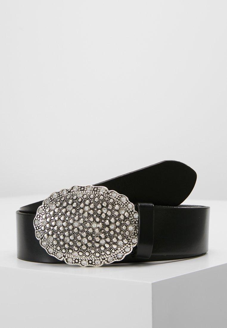 Vanzetti - Cinturón - black