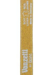 Vanzetti - Gürtel - sonnenblumen gelb - 3