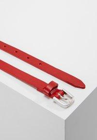 Vanzetti - Belt - rot - 2