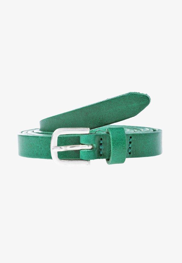 Gürtel - grün