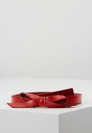 Belt - red