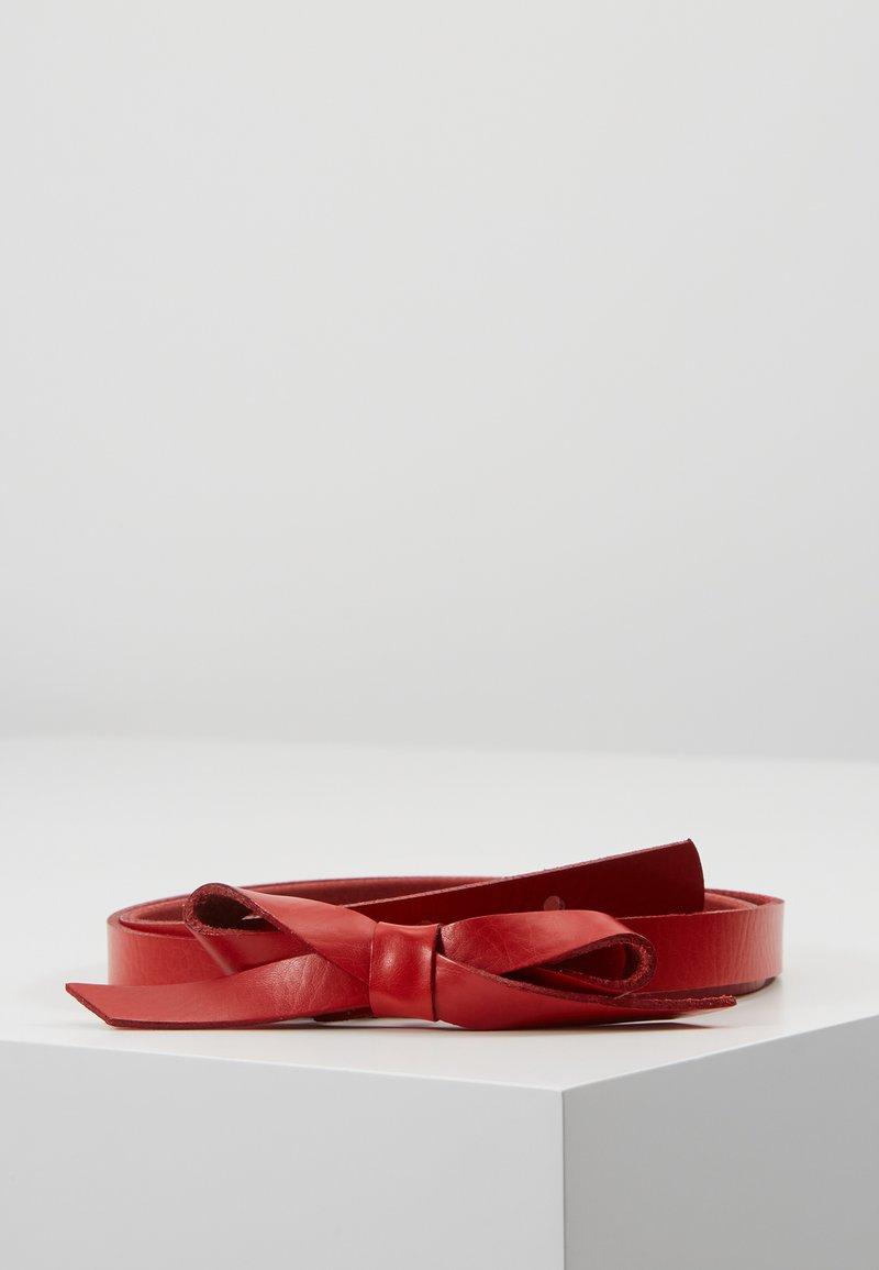 Vanzetti - Gürtel - red