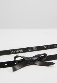 Vanzetti - Belte - schwarz - 3