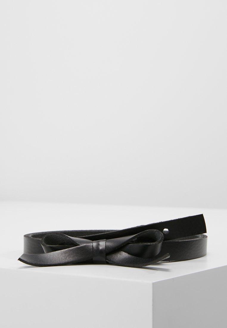 Vanzetti - Belte - schwarz