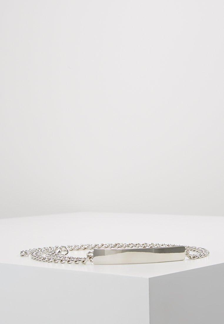 Vanzetti - Waist belt - silver-coloured