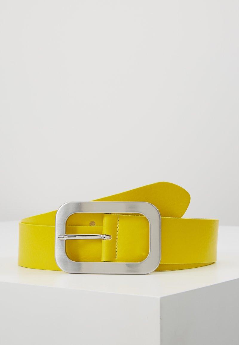 Vanzetti - Belt - gelb