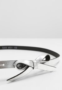 Vanzetti - Ceinture - silver-coloured - 4