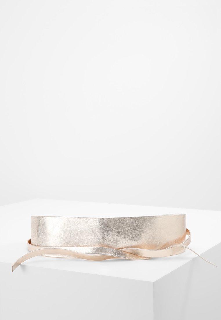 Vanzetti - Taillengürtel - gold