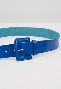 Vanzetti - Ceinture - blau - 4