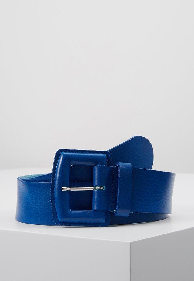 Gürtel - blau