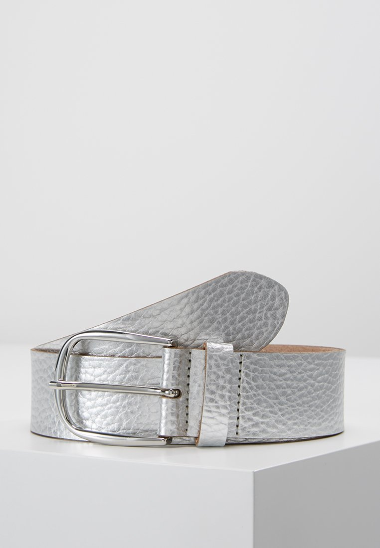 Vanzetti - Belt - silber