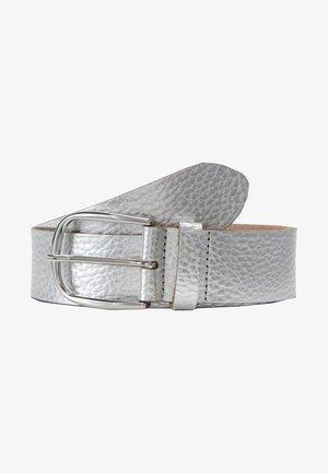Belt - silber