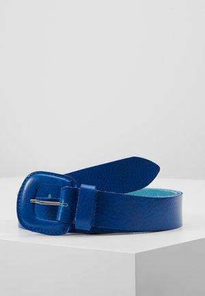 Gürtel - kobaltblau