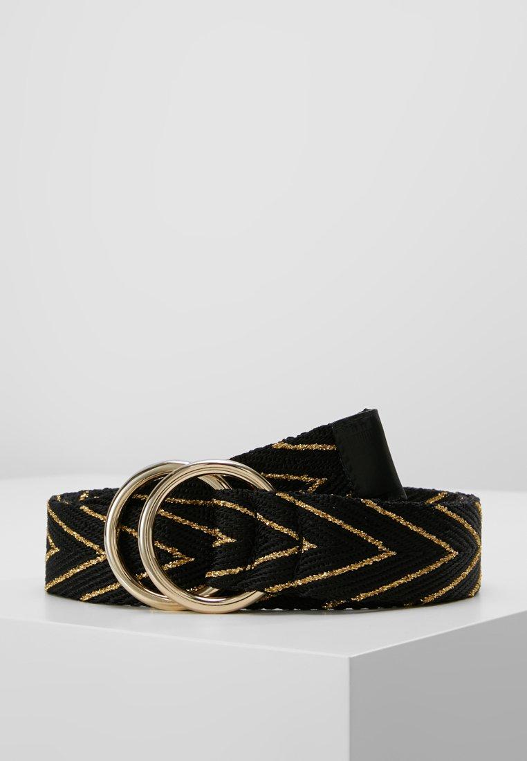 Vanzetti - Ceinture - schwarz/gold