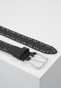 Vanzetti - Cinturón - schwarz - 2