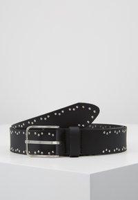 Vanzetti - Cinturón - schwarz - 0