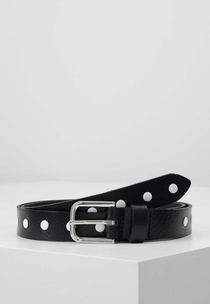 Vanzetti - Cinturón - schwarz