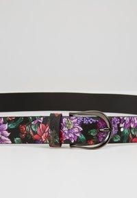 Vanzetti - Belt - schwarz/bunt - 4