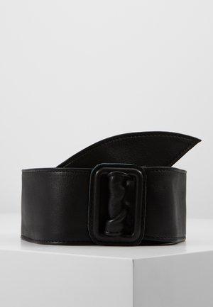 Taljebælter - black
