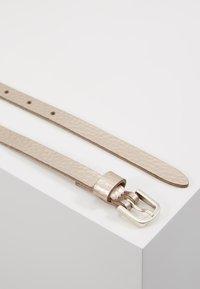 Vanzetti - Belte - platingold-coloured/metallic - 3