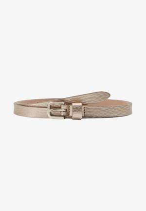 Belt - platingold-coloured/metallic